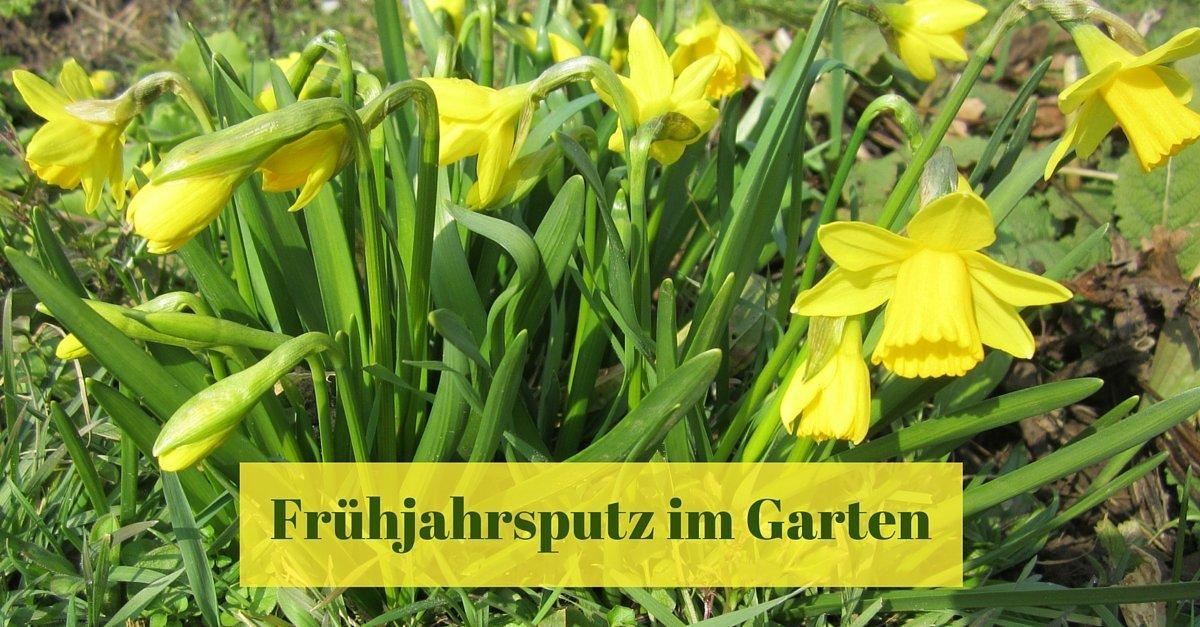 Fruhjahrsputz Garten Tipps Gartensaison ? Sarakane.info Bodenverbesserung Garten Mittel Tipps